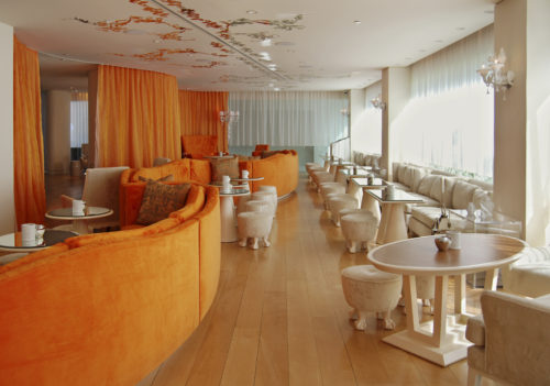 The Mondrian Hotel Renovation