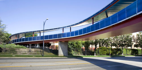 Burbank Riverside Bridge