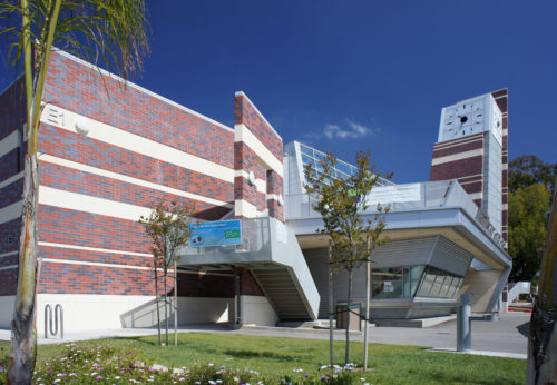 East Los Angeles College Student Center