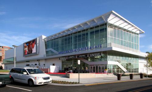 Mosaic District Cinema and Restaurant Building