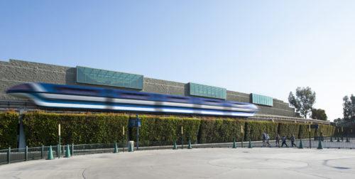 Anaheim Theme Park Employee Service Building